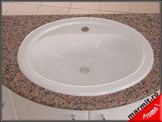 Lavoar oval incastrat Arezzo din compozit marmura, obiecte sanitare, cazi de baie, cazi compozit, cazi otel, cazi acril, cabine de dus, lavoare baie, lavoare compozit, chiuvete baie, mobilier baie, chiuvete bucatarie, vase wc, wc suspendat, bideuri suspendate, baterii baie, robineti baie, baterii bucatarie Sink, Home Decor, Faucet, Sink Tops, Vessel Sink, Decoration Home, Room Decor, Vanity Basin, Sinks