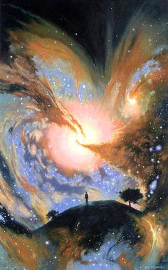 the vast universe...