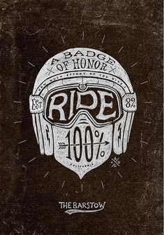 Ride 100% by BMD Design
