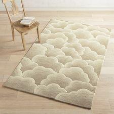 Serenity Ivory Wool Rug