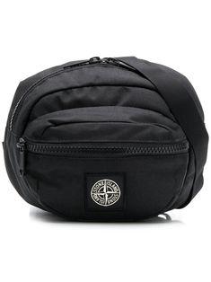 8ef69c206d4a STONE ISLAND STONE ISLAND 90771 BELT BAG - BLACK. #stoneisland #bags #belt  bags #stone
