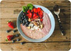 Die Thermomix-Woche: Beeren-Frischkornbrei | bellakocht