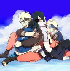 Naruto et sa suis trop chou