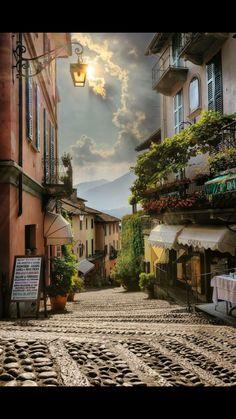 Bellagio, Italy!!