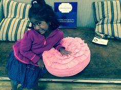Pink pillow tantrum home goods