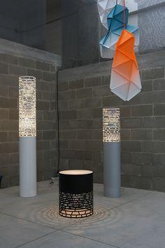 Milan Design Week Joa Herrenknecht Milan 2013 Nest Lamp DMY Berlin Trails