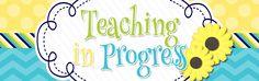 Teaching in Progress BLOG ---pintest follow