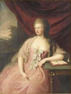 Amalie von Wallmoden, Countess of Yarmouth (1704 - 1765)