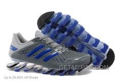 http://www.getadidas.com/adidas-running-shoes-men-springblade-dark-grey-blue-discount.html ADIDAS RUNNING SHOES MEN SPRINGBLADE DARK GREY BLUE DISCOUNT Only $66.00 , Free Shipping!