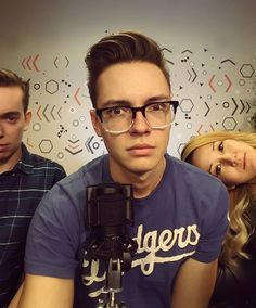 """5,110 Likes, 86 Comments - Steven Suptic (@stevensuptic) on Instagram: """"Gathered the 3 biggest foreheads in LA in one room."""""""