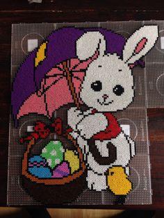 Easter hama perler beads by Dorte Marker