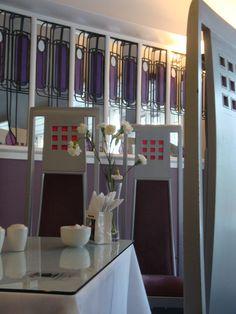 The Willow Tea Rooms, Glasgow, United Kingdom
