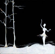 Dance for me. Artist: Kelsey Escue