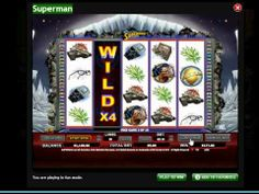 Superman & FREE SPINS +£€$150 Casino Luck Bonuses