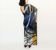 20% off Artist designed scarf gifts luxury silk by paperwerks #etsy
