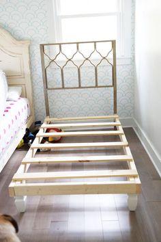 die besten 25 boxspring bett selber bauen ideen auf pinterest. Black Bedroom Furniture Sets. Home Design Ideas