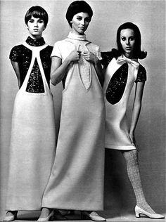 1960's fashion - cardin