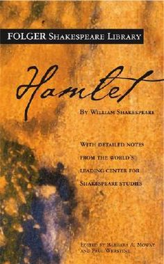 Required Text for AP English Literature; Hamlet by William Shakespeare  ISBN: 9780743477123