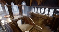 ArtStation - Star Wars Naboo Theed Palace , Tanguy Delcroix