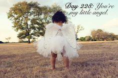 Baby Making Machine:This blogger dresses her little girl so cute, and she has a great idea for writing love letters to your child for 365 days straight...and shows every one that she wrote for her daughter.  so sweet