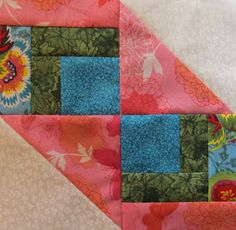 Free Weekly Quilt Pattern Tutorial