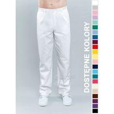 Spodnie medyczne męskie hansa 6001 | Odzież dla Lekarzy | ubrania |