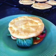Cloud Bread, sandwich buns that are light and airy as well as gluten andcarb free! Pumpkin Vegetable, Pumpkin Hummus, Vegetable Curry, Chocolate Chip Mug Cake, Chocolate Chip Recipes, Healthy Breakfast Options, Cloud Bread, Clean Eating Dinner, Lunch To Go