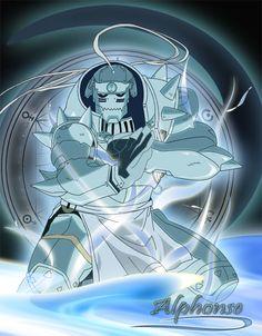 Alphonse Elric - Fullmetal Alchemist/Brotherhood Alphonse Elric, Lose Something, Fullmetal Alchemist Brotherhood, Darth Vader, Manga, Fanart, Anime, Fictional Characters, Manga Anime