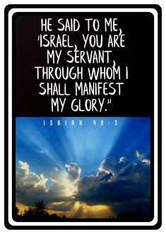 Isaiah 49:3 Book Of Isaiah, Sayings, Books, Libros, Lyrics, Book, Book Illustrations, Quotations, Libri