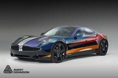 De nouvelles solutions de personnalisation de véhicules chez Avery Dennison