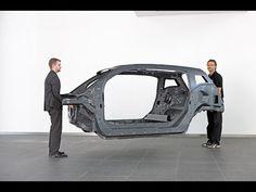 0295ea19612c Carbon fiber car body سيارات متينة و خفيفة الوزن مصنوعة من الياف الكربون