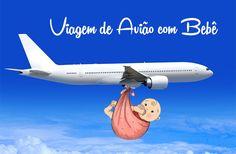 Panelaterapia | Viagem de Avião com Bebê | http://panelaterapia.com