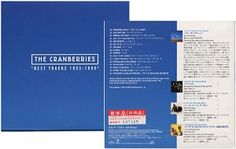 For Sale - The Cranberries Best Tracks 1993-1999 Japan Promo  CD album (CDLP) - See this and 250,000 other rare & vintage vinyl records, singles, LPs & CDs at http://991.com