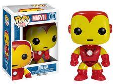 Pop! Marvel: Iron Man | Funko