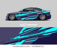 Abstract racing background for wrapping vehicles, race cars, cargo van, pickup trucks and racing livery. 3d Racing, Racing Car Design, Pickup Trucks, Bus Games, Ferrari, Cargo Van, Car Wrap, Car Decals, Vinyl
