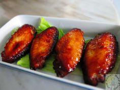 Air-fried Honey Chicken Mid-wings