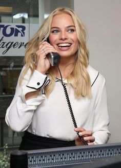 Margot Robbie from Do-Gooder Gallery