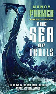 The Sea of Trolls (Sea of Trolls Trilogy Book 1) by Nancy Farmer