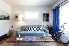 Midtown Sacramento - modern - Living Room - San Francisco - Kat Alves Photography