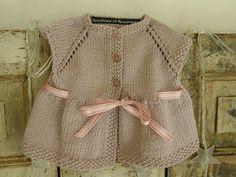 perle de rosée pour mon bébé pattern by Sandrine Bianco