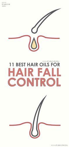 11 Best Hair Oils for Hair Fall Control..