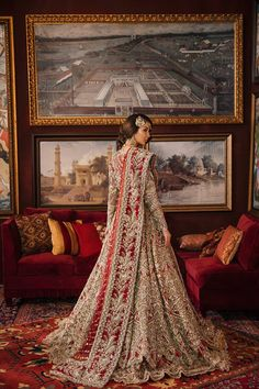 New pakistani bridal dresses Asian Wedding Dress Pakistani, Pakistani Bridal Lehenga, Asian Bridal Dresses, Asian Bridal Wear, Pakistani Bridal Couture, Wedding Lehnga, Bridal Dress Design, Pakistani Bridal Dresses, Pakistani Wedding Dresses