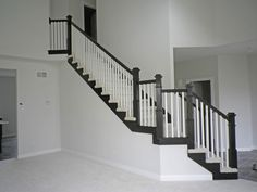 Two-Toned Staircase