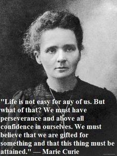 Marie Curie, the only woman to hold two Nobel Prizes Nobel Prize in Physics and the 1911 Nobel Prize in Chemistry). Marie Curie was honored for her work in both Physics & Chemistry and her pioneering research in radioactivity changed history. Great Women, Amazing Women, Pierre Curie, Nobel Prize In Physics, Prix Nobel, Science Quotes, Times New Roman, E Mc2, Strong Women
