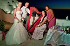 Manto #Santorini #wedding #planner for Travel Zone Greece will help you make your dream wedding come true