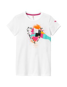 Shop today for Puma White Pixel Cat T-shirt – Girls 7-16 & deals on Tops & Tees! Official site for Stage, Peebles, Goodys, Palais Royal & Bealls.