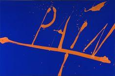 Brody Neuenschwander, PAIN(T). #calligraphy
