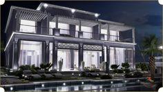 #Decor #ExteriorDesign #InteriorDesign #Art #Luxury #Villa #Bungalow…