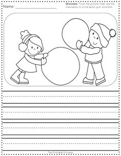 free winter writing paper here are 3 printable winter writing papers each lined worksheet. Black Bedroom Furniture Sets. Home Design Ideas