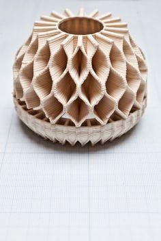 3-D printed ceramics, Unfold Design Studio